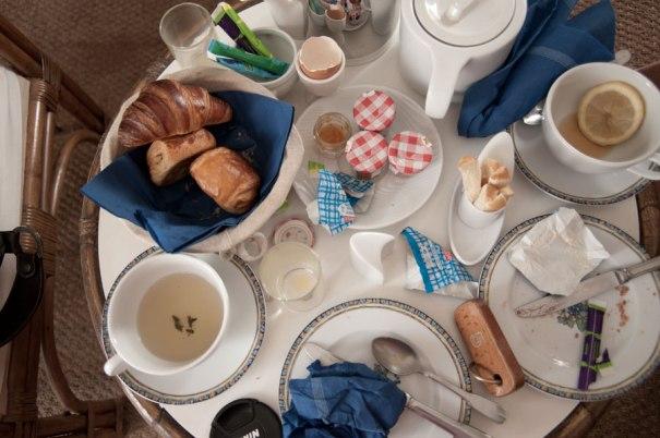 Port Cros Frühstück